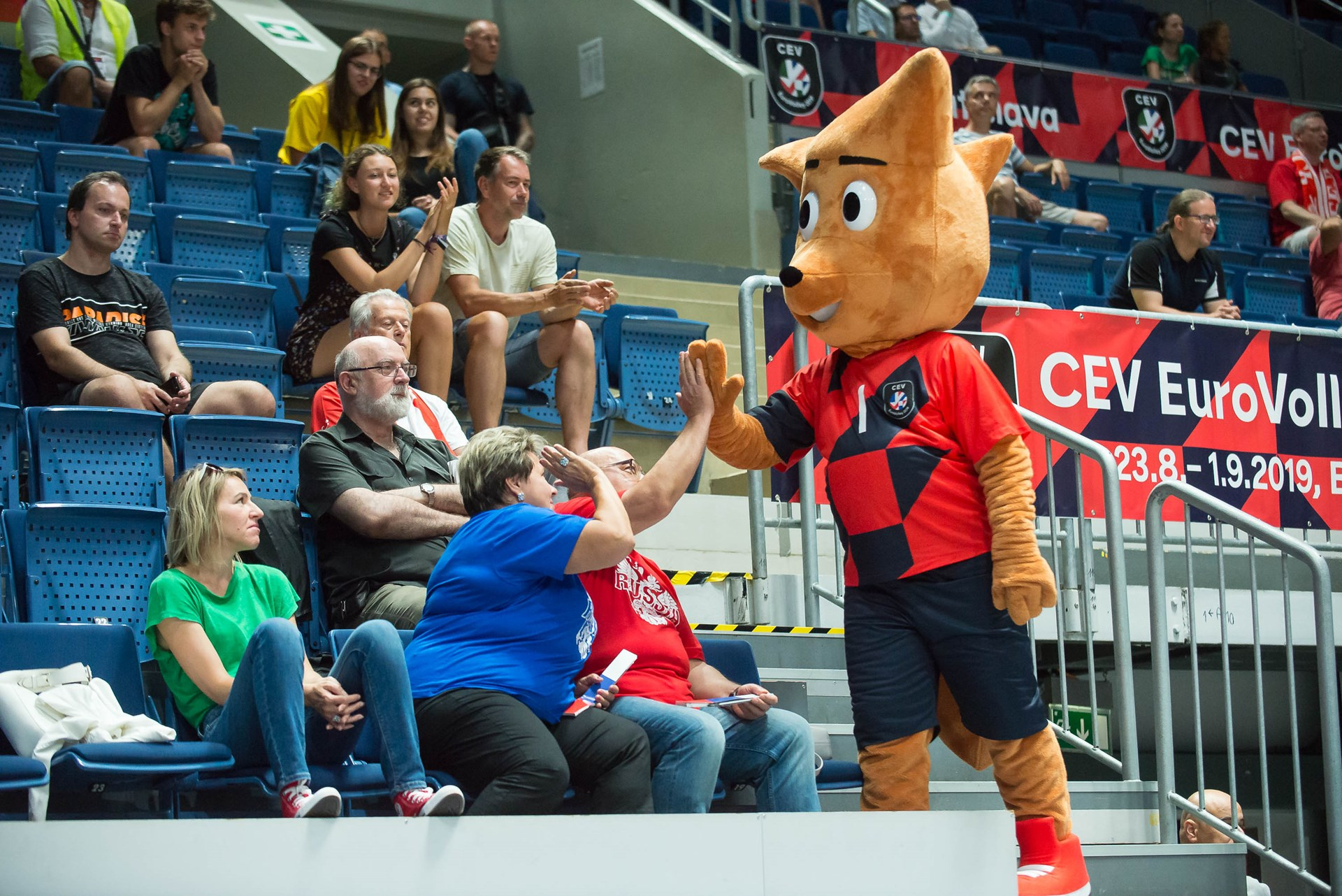 Ace's EuroVolley diary part 1 | EuroVolley
